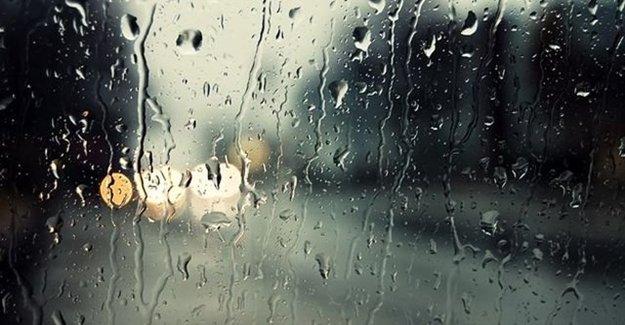 Meteoroloji'den O İller İçin 'Kuvvetli Yağış' Uyarısı