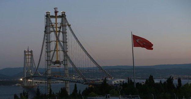 Osmangazi Köprüsü'nün Geçiş Ücreti Ne Kadar Olacak?