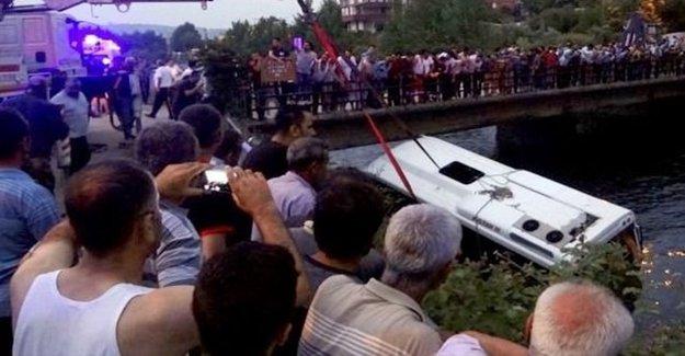 14 Kişinin Öldüğü Kazada Yaralanan Çocuk da Öldü