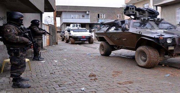 PKK'lılarla Güvenlik Güçleri Arasında Çatışma Çıktı!