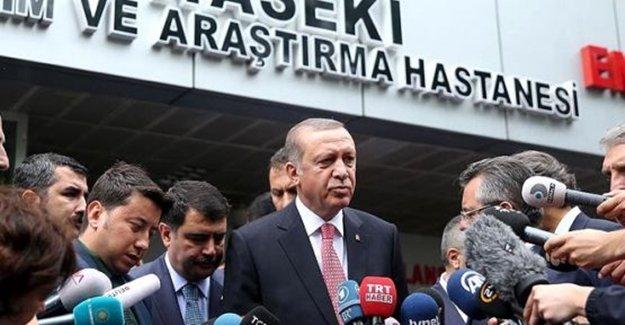 Patlama Sonrası Cumhurbaşkanı Erdoğan'dan Flaş Karar!