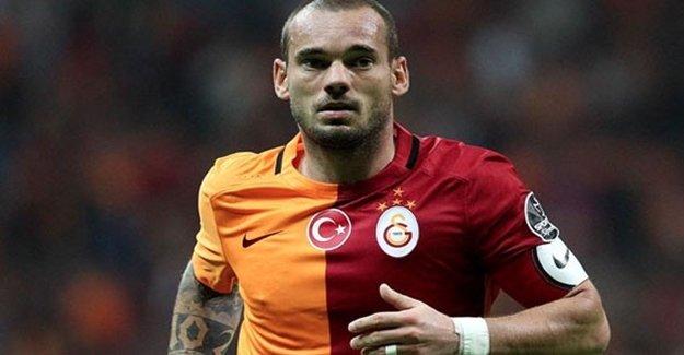 Sneijder İçin Manchester United İddiası