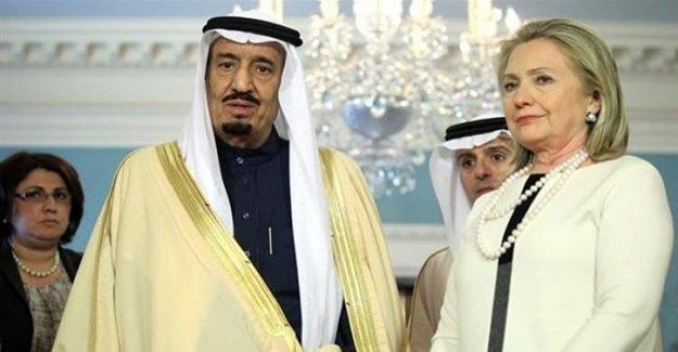 Suudi Arabistan'dan Başkan Adayına Destek