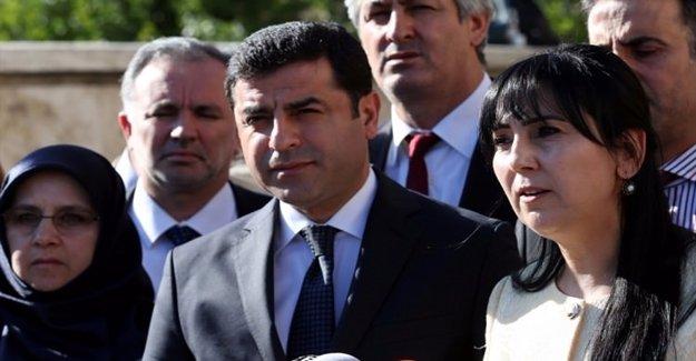 Ve Harekete Geçildi HDP'li Vekillere Büyük Şok!