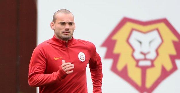 Wesley Sneijder'ın Kaderi Belli Oluyor! Kritik Gün