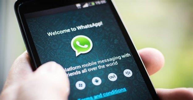 Whatsapp'a Yeni Bir Özellik Geliyor
