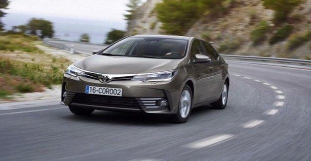 Yeni Corolla Haziran Sonunda Geliyor!