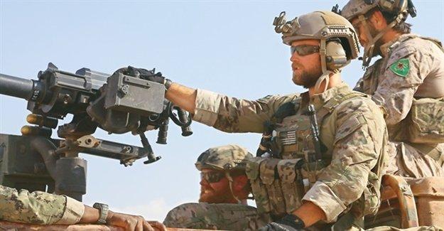 YPG Armalı Üniformalar Rusya Hamlesi mi?