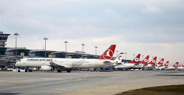 Antalya Havalimanı'nda Kaçan Şüpheli Vuruldu
