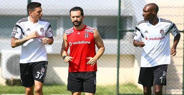 Beşiktaş'tan İki Yıldıza 45 Milyonluk Rest!
