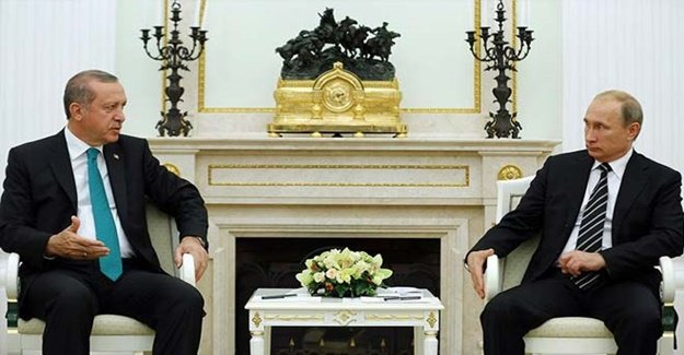 Cumhurbaşkanı Erdoğan Rusya'ya Gidecek mi?