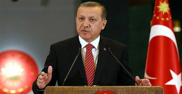 Cumhurbaşkanı Erdoğan'dan Flaş Rusya Açıklaması