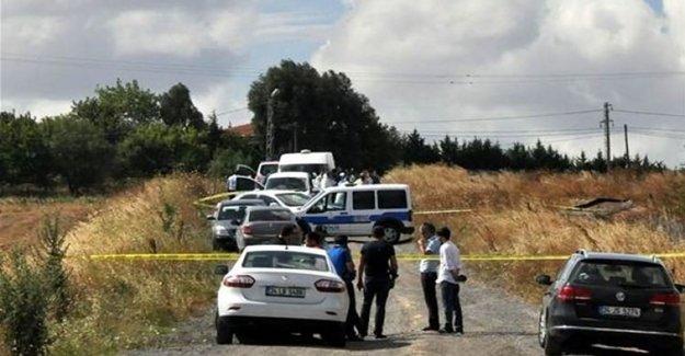İstanbul Büyükçekmece'de Bavul İçinde Ceset Bulundu