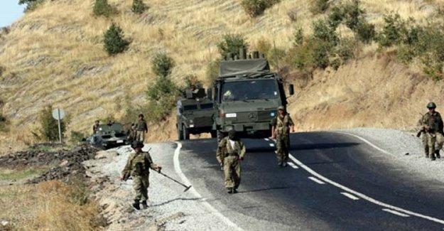 Karadeniz'de PKK Sığınakları Bulundu