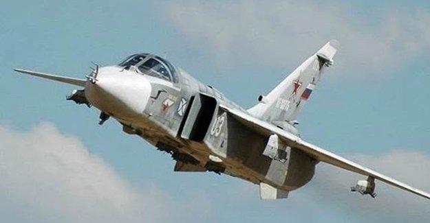 Libya Bingazi'de Savaş Uçağı Düştü: Pilot Hayatını Kaybetti