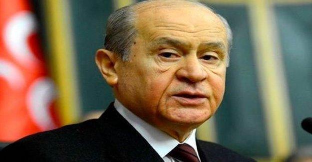 MHP Lideri Bahçeli, Yarın İfade Vermeye Gidecek