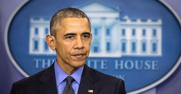 Obama, FETÖ'nün Yaptığı Darbe Girişimini Kınadı