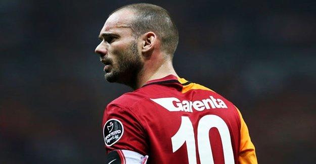 Sneijder Krizi Devam Ediyor!