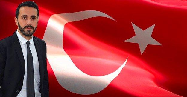 """Kaan Konancı ; """"15 Temmuz vatan hainlerini lanetliyoruz"""""""