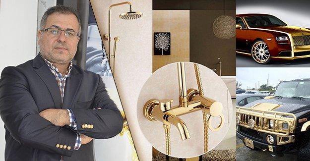 Altın kaplama'nın markası Sitare Gold
