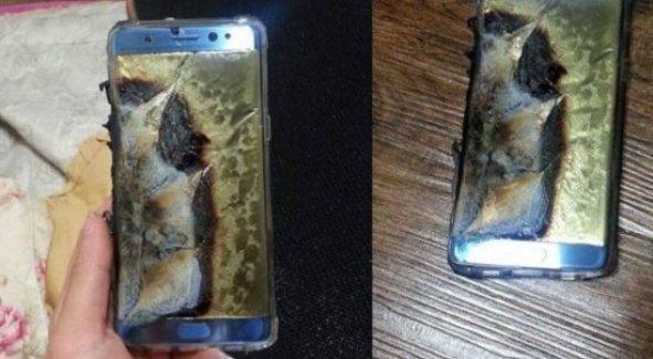 Samsung'un Note 7'den zararı 1 milyar dolar