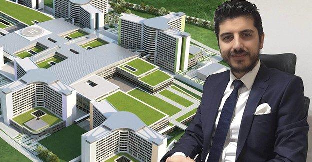 """Akif Özgüller; """"Sağlık turizminde 20 milyar dolar hayal değil"""""""
