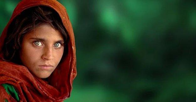 National Geographic Dergisindeki 'Afgan Kızı' Tutuklandı