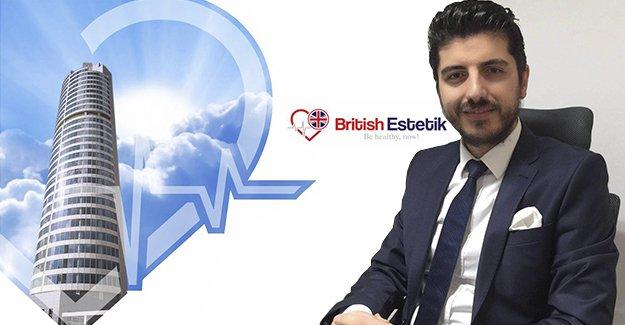 """""""British Estetik sağlık sektöründe yeni bir nefes olacak"""""""
