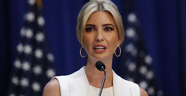 Trump kızı Ivanka'yı ön planda tutuyor