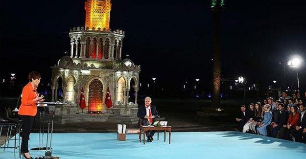 Başbakan: Sırıtarak 'Naber Bakan Bey' dedi