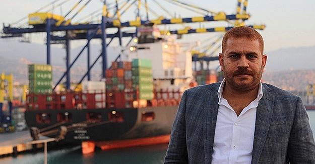 Hatay RORO ihracatın kesintisiz sürmesini sağlıyor
