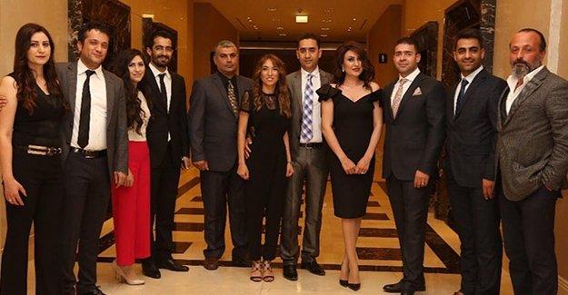 Nora Grup JW Marriott Ankara'da iftar verdi