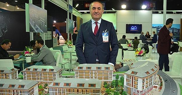 Vehbi Orakçı modern kentlerin kurulmasına öncülük ediyor
