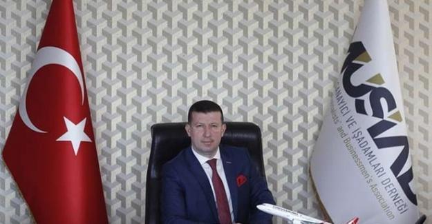 MÜSİAD eski Başkanı Ümit Ülkü konkordato ilan etti