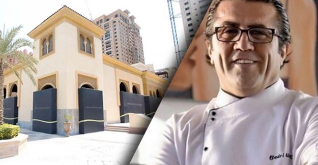Yeni şubesi ile Bedri Usta The Bazaar İstanbul Qatar'da
