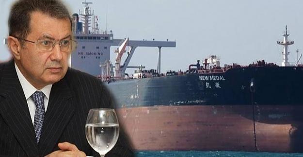 İki dev tanker alan Karamehmet, devlerle yarışta
