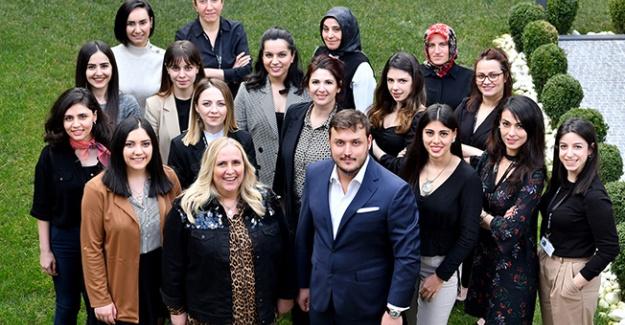 Zeren Group'ta kadın çalışan sayısı erkekleri geçti