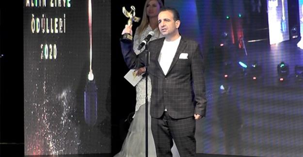 Mustafa Kılıç 2020 yılında 2. kez yaşam koçu ödülüne layık görüldü