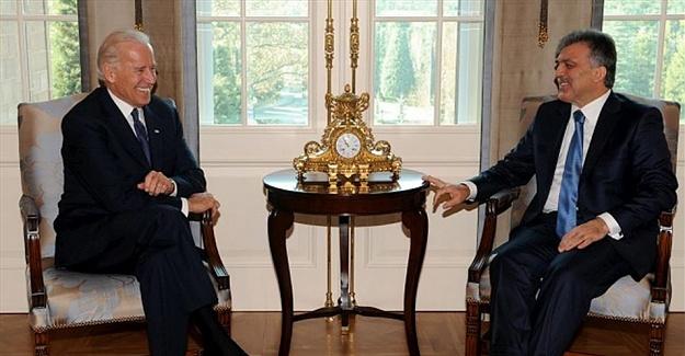 Biden'ın Ermeni iddialarını kabulüne Abdullah Gül'den tepki