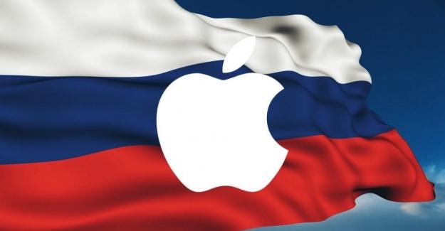 Rusya'dan Apple'a 12 milyon dolarlık ceza