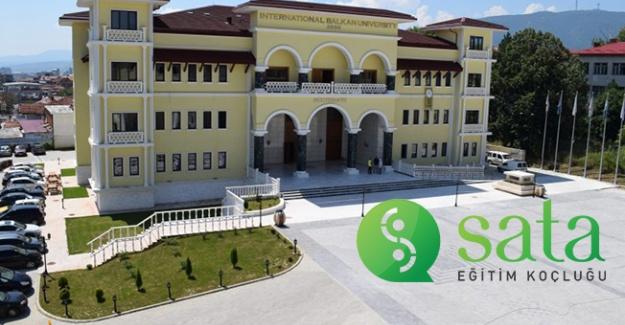 Sata ile Balkan Üniversitesi'ndeki ayrıcalıklarla tanışın