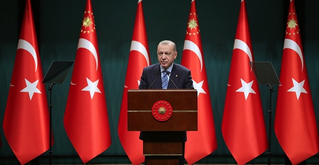 Cumhurbaşkanı Erdoğan'dan Joe Biden'a İsrail tepkisi