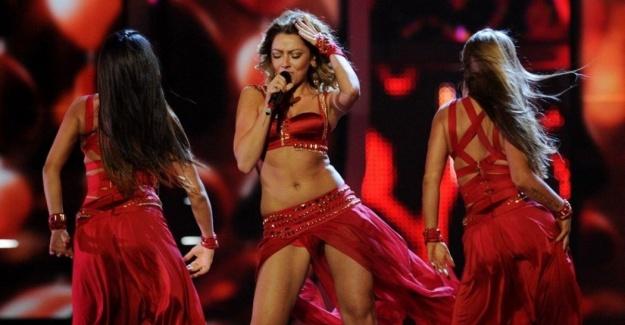 Hadise, Belçika adına Eurovision'da yarışırım