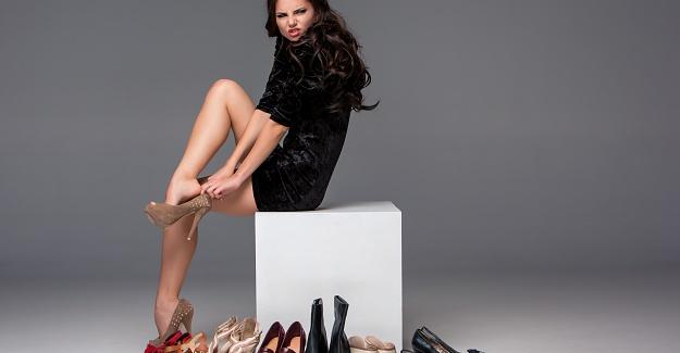 Yüksek topuklu ayakkabılar giymenin zararları nelerdir?