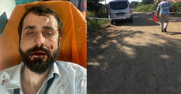İş İnsanı Kaan Konancı çiftliğinde silahlı saldırıya uğradı