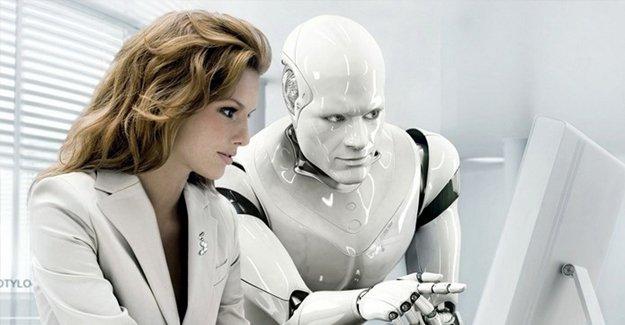 20 yıl sonra her 2 işten 1'ini robotlar yapacak