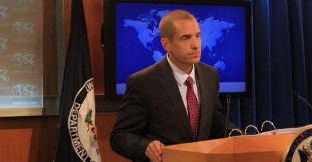 ABD'' Pkk saldırıları son bulmalıdır''
