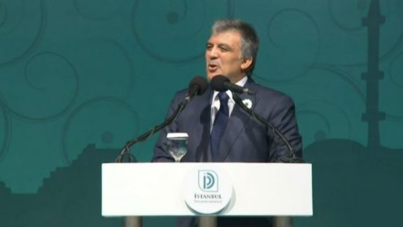 Abdullah Gül, dış politikaya yüklendi