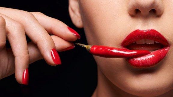 Acı biber yiyen daha uzun yaşıyor