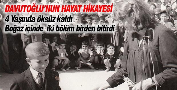 Ahmet Davutoğlu'nun hayat hikayesi